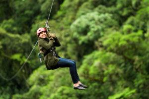 Ziplining Tour Saint Lucia